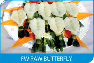 FW RAW BUTTERFLY